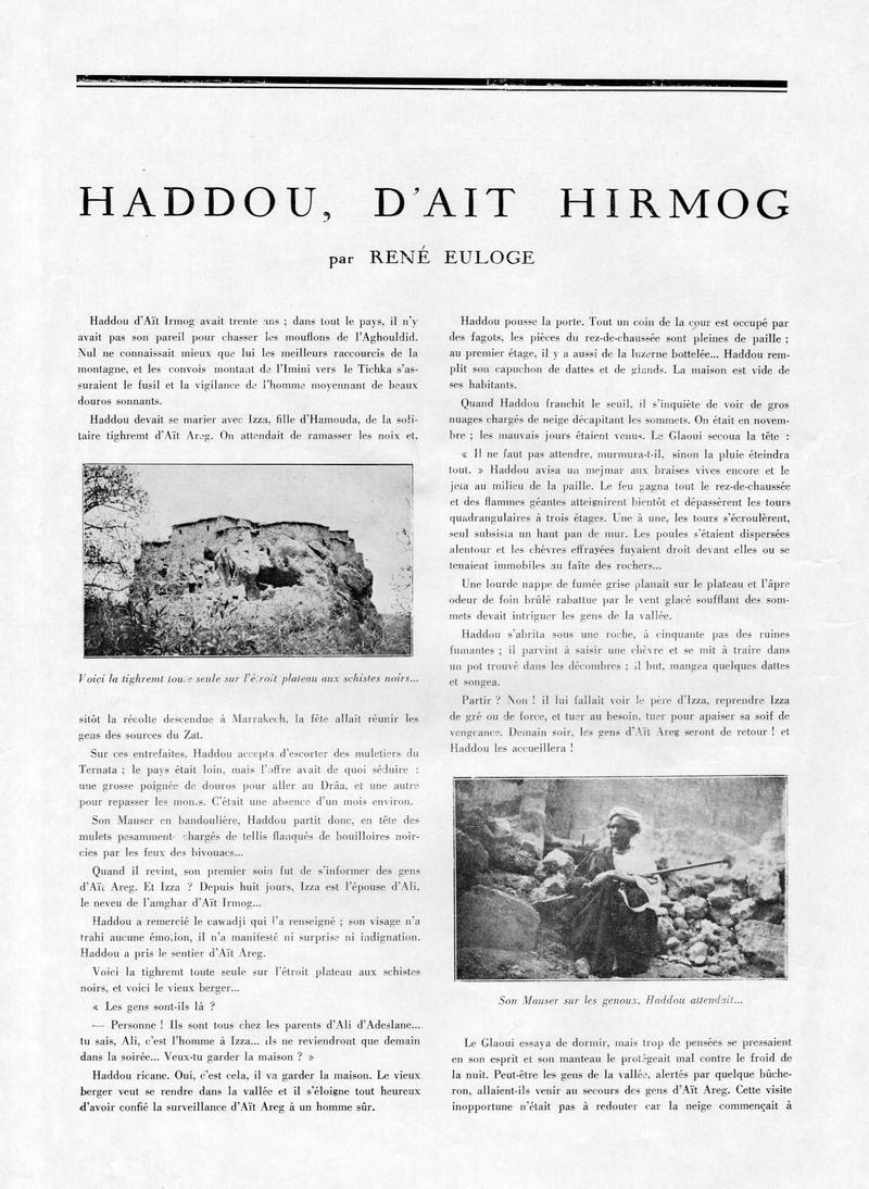 La Vie Marocaine Illustrée 1932 - Page 3 23-la_11