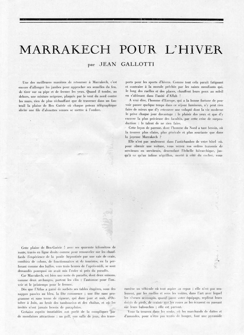 La Vie Marocaine Illustrée 1932 - Page 2 25-la_10