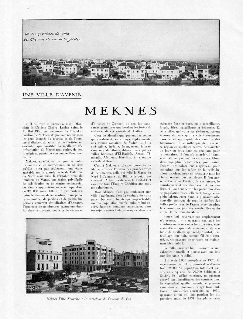 La Vie Marocaine Illustrée 1932 - Page 3 27-la_10