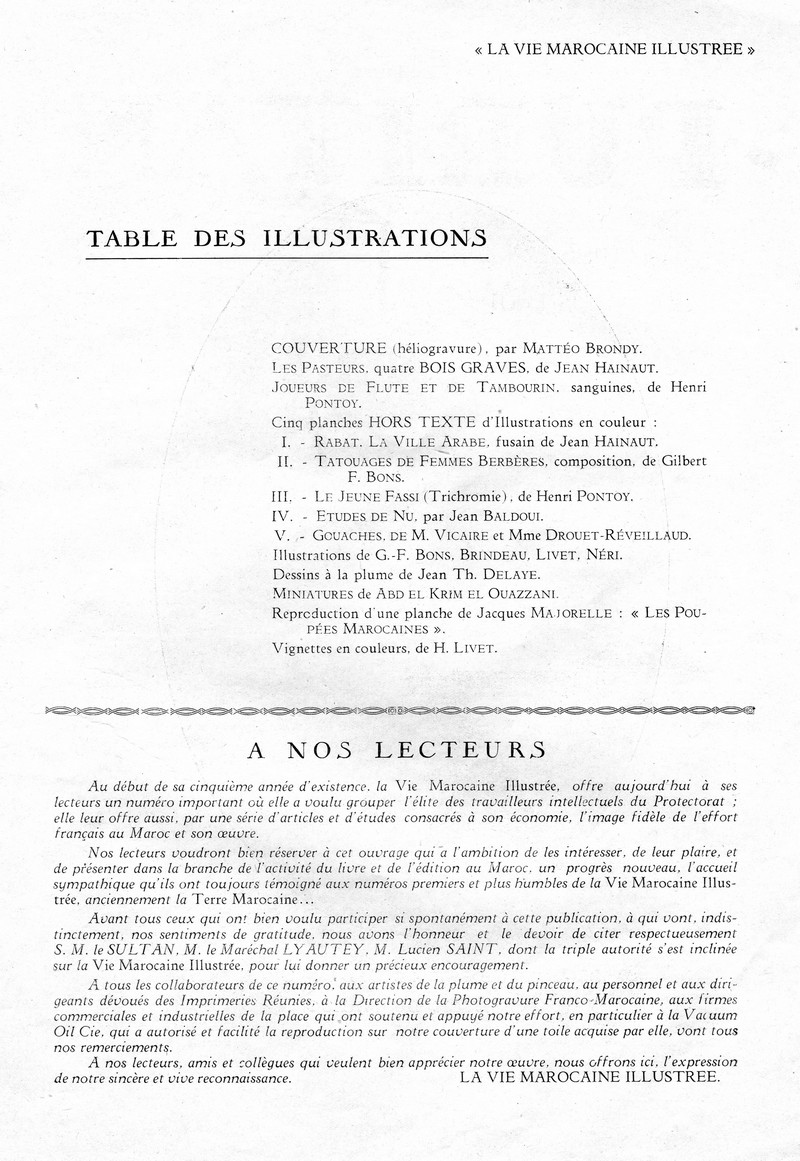 La Vie Marocaine Illustrée 1932 La_vie10