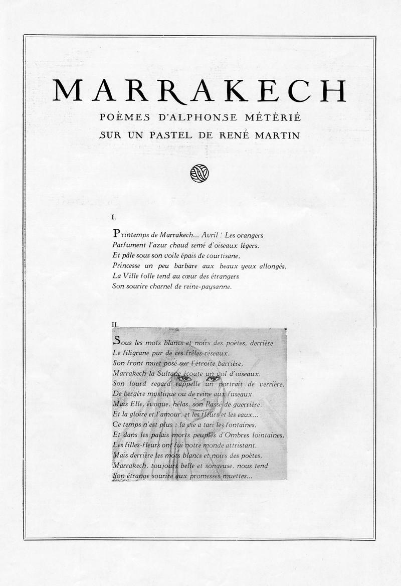 La Vie Marocaine Illustrée 1932 - Page 2 La_vie17
