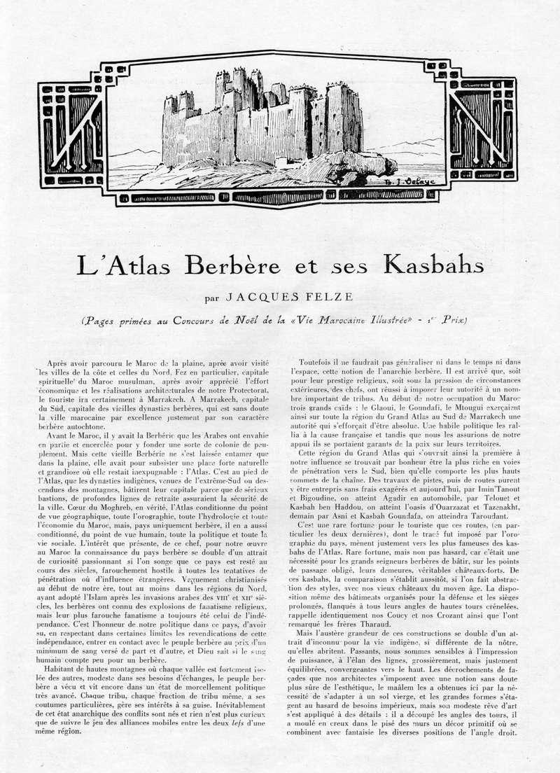 La Vie Marocaine Illustrée 1932 - Page 2 La_vie18