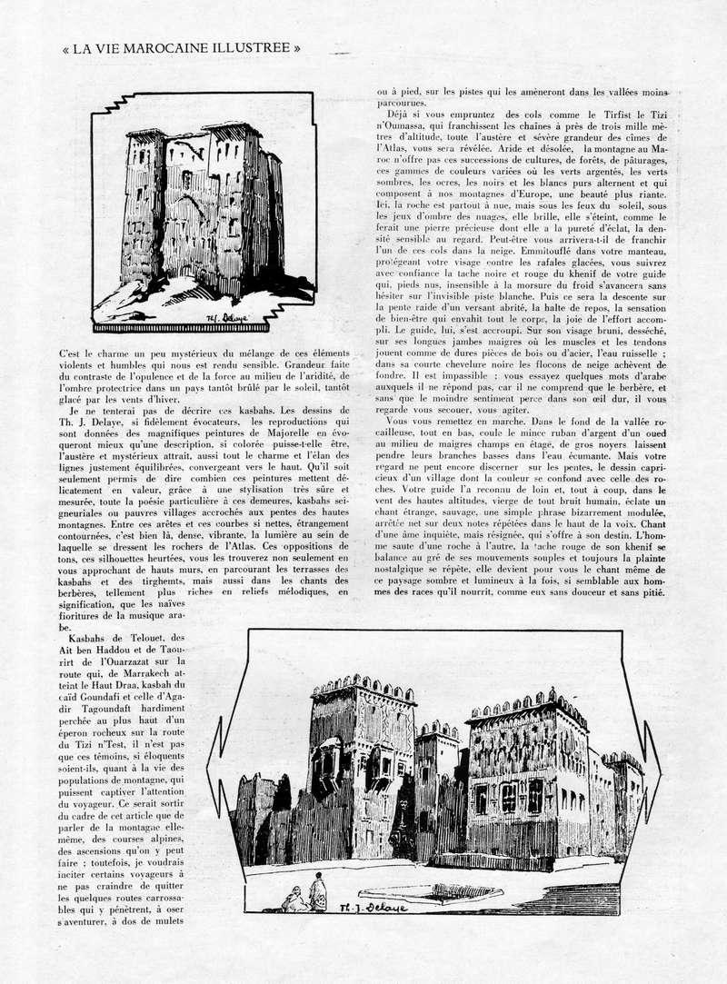 La Vie Marocaine Illustrée 1932 - Page 2 La_vie19