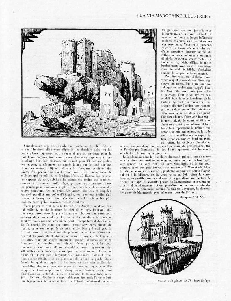 La Vie Marocaine Illustrée 1932 - Page 2 La_vie20