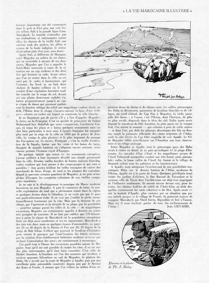 La Vie Marocaine Illustrée 1932 - Page 2 La_vie24