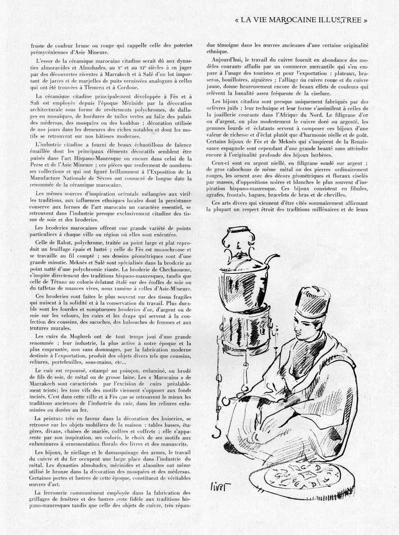 La Vie Marocaine Illustrée 1932 - Page 2 La_vie26