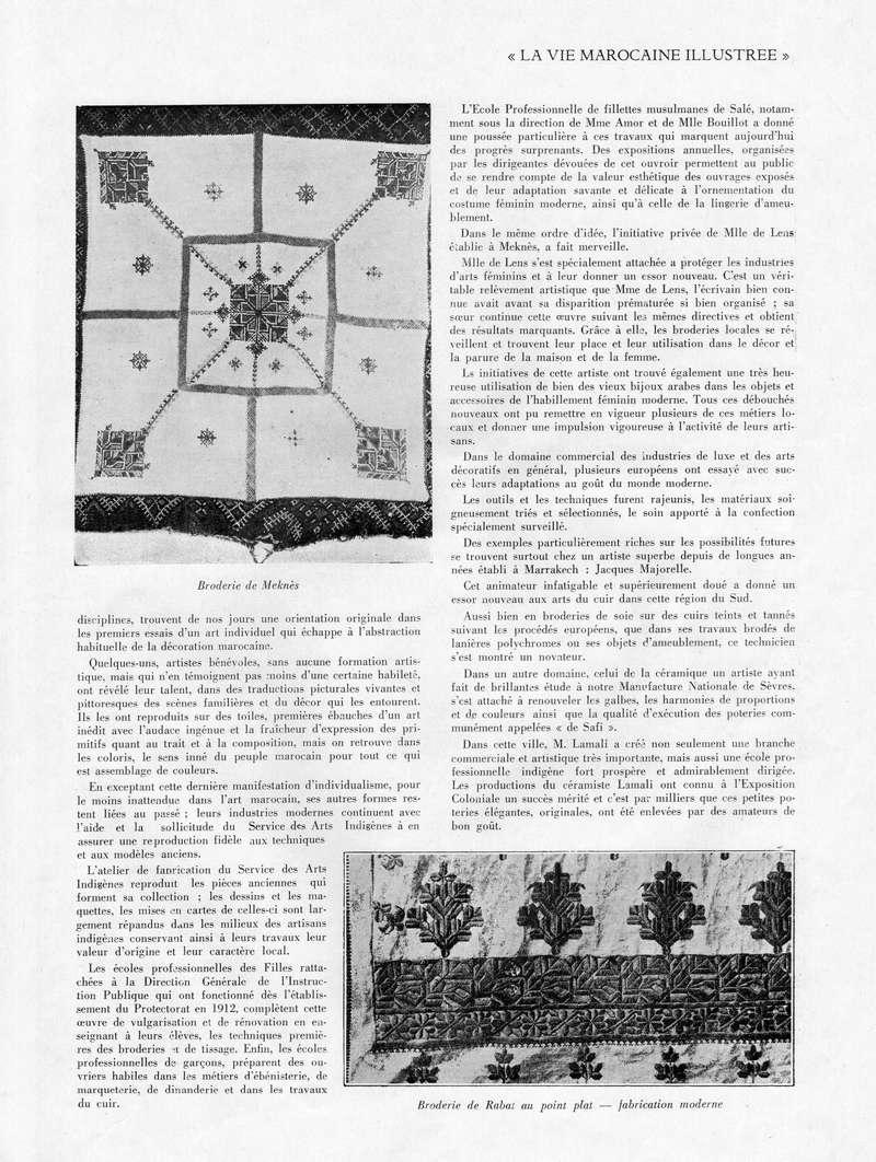 La Vie Marocaine Illustrée 1932 - Page 2 La_vie28
