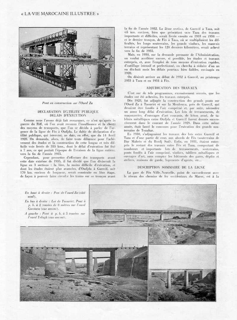 La Vie Marocaine Illustrée 1932 - Page 4 La_vie37