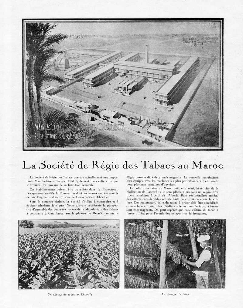 La Vie Marocaine Illustrée 1932 - Page 4 La_vie40