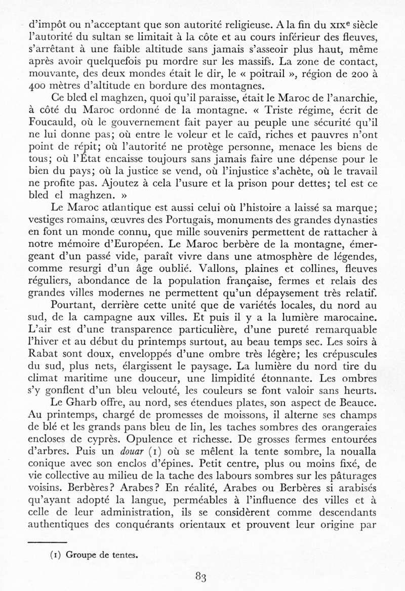 LE MAROC (J. - L. Miège) - Page 4 Maroc100