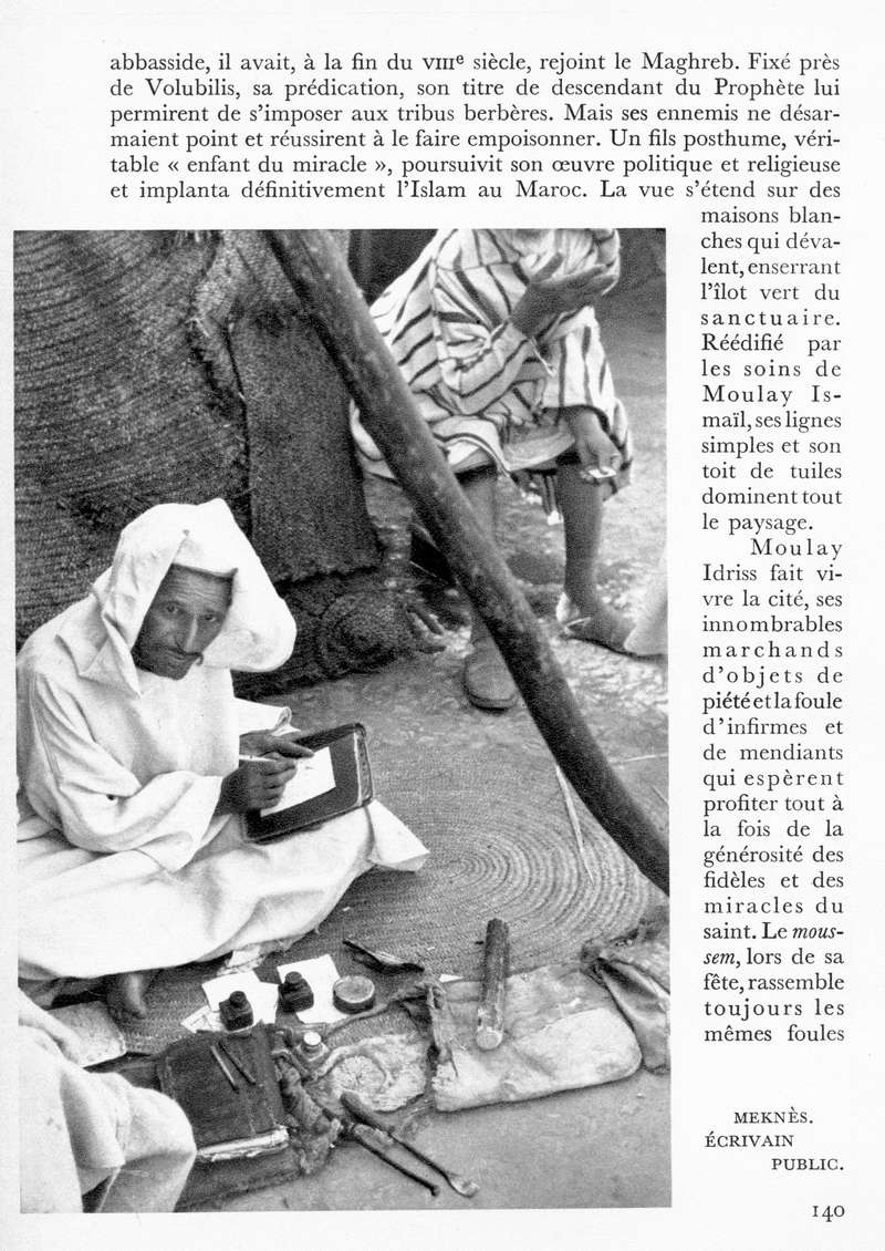 LE MAROC (J. - L. Miège) - Page 6 Maroc159