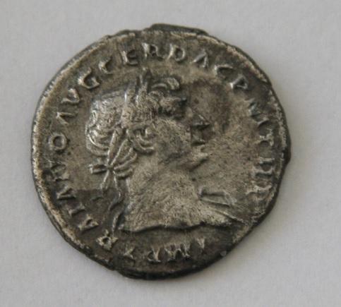 Denier Trajan Denier12