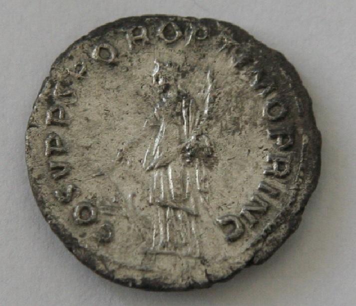 Denier Trajan Denier13