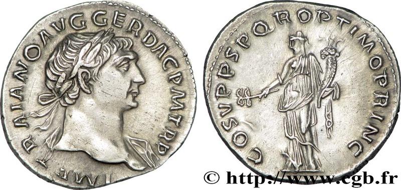 Denier Trajan Denier14
