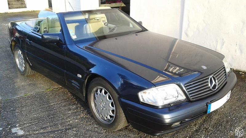 Mercedes SL 280 Ccd1e711