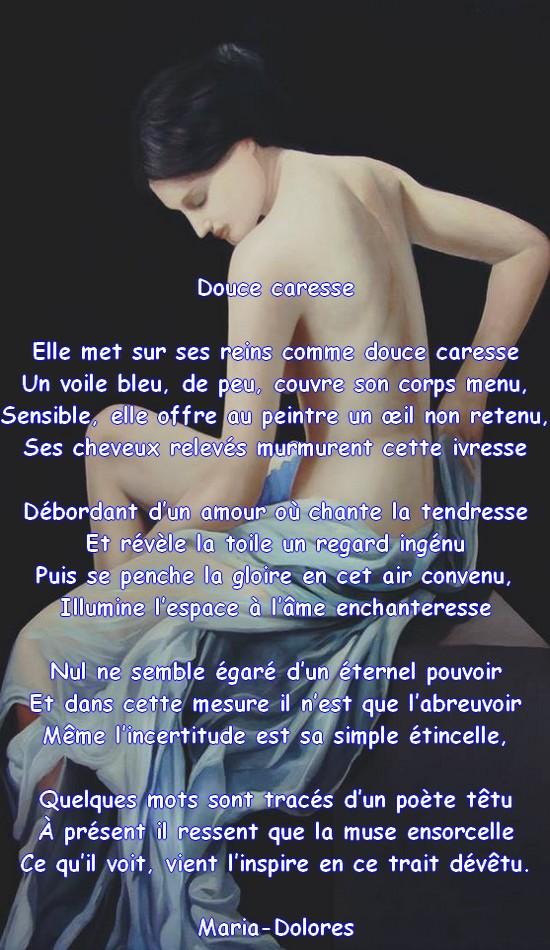 Douce Caresse ...Forme le sonnet Français. Douce_10