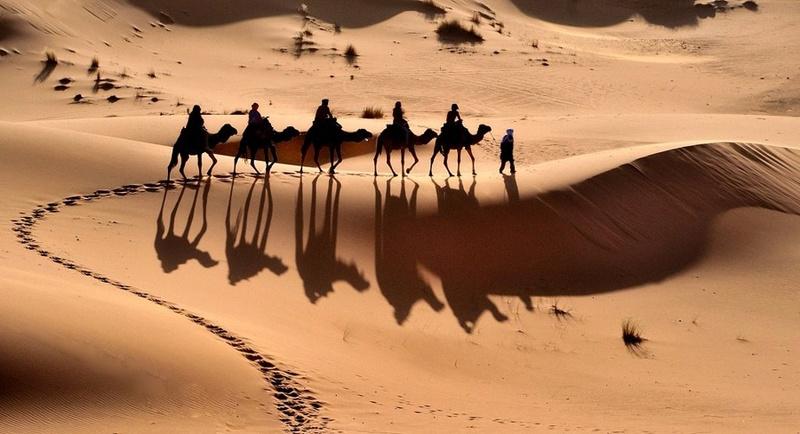Mes ballades dans le désert de l'Erg Chebbi, Merzouga. Dsc_2711