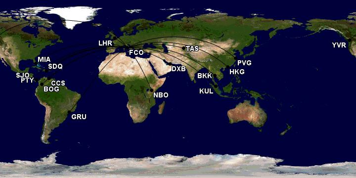 AliOne Airways Fco10