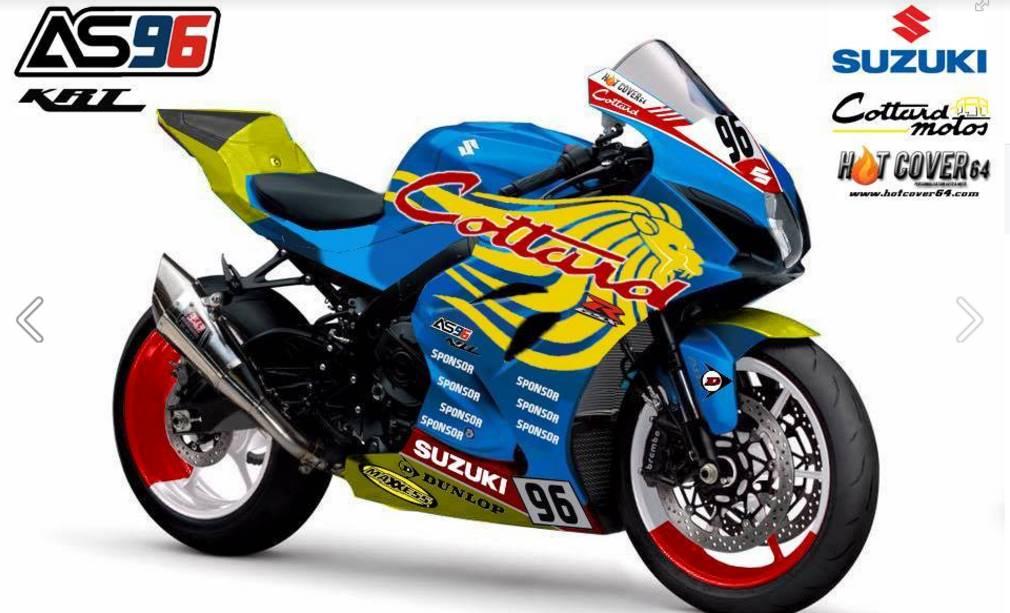 Carnet de piste d'Alex (saison 4 ... et le titre au bout!) Suzuki12