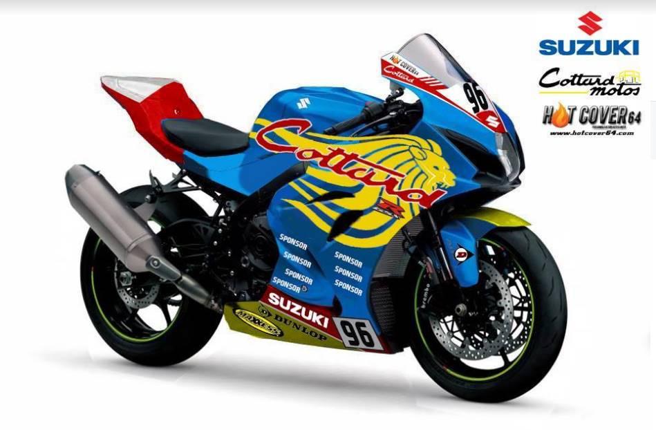Carnet de piste d'Alex (saison 4 ... et le titre au bout!) Suzuki16