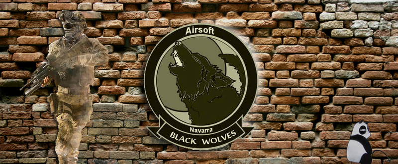 Airsoft Black Wolves Navarra