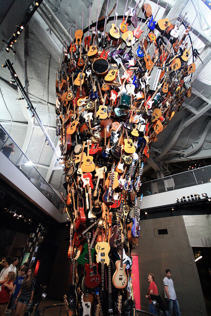 Experience Music Project Seattle - 2015 Guitar10