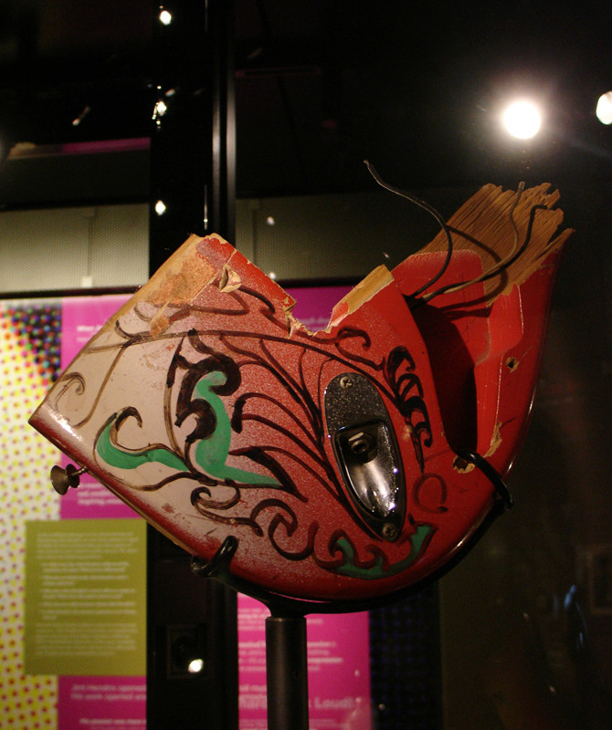 Experience Music Project Seattle - 2015 Monter15