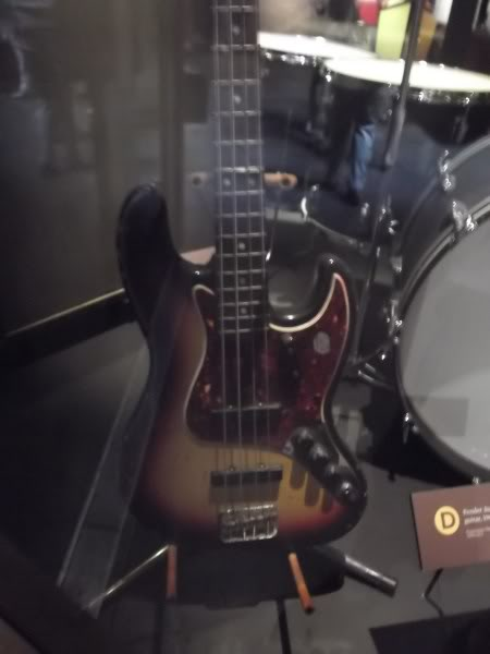 Experience Music Project Seattle - 2015 Reddin11