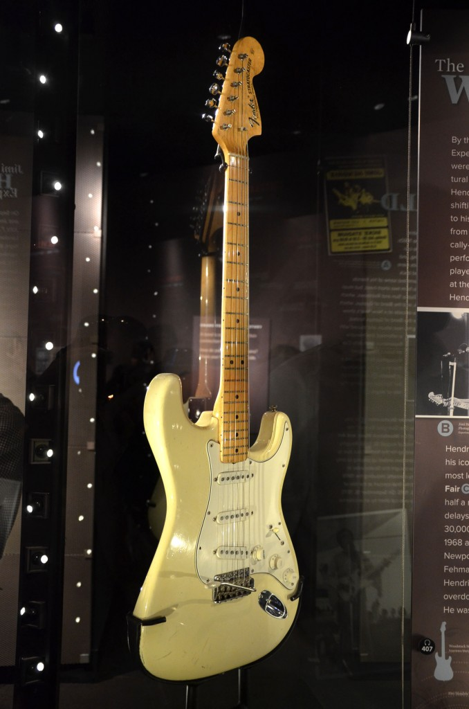 Experience Music Project Seattle - 2015 Woodst11