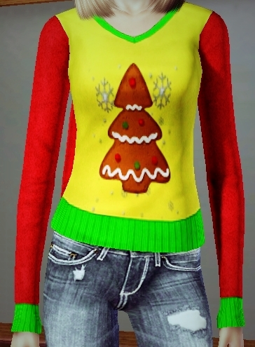 His and Hers Christmas Jumpers by InaMac69 66610