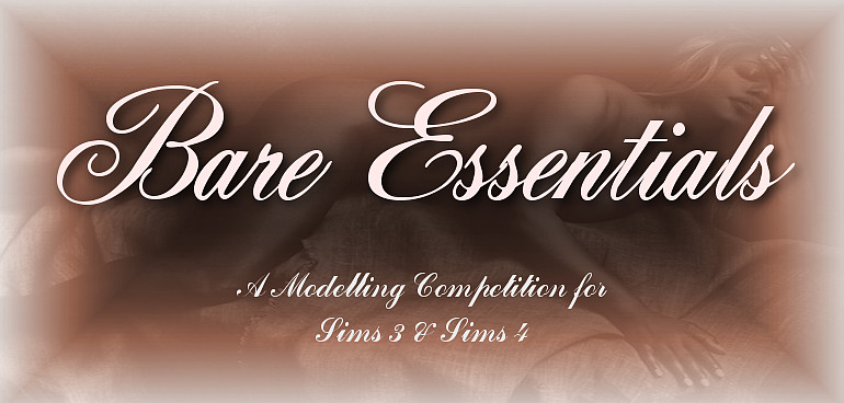 Bare Essentials Sims 3 & 4 Banner11