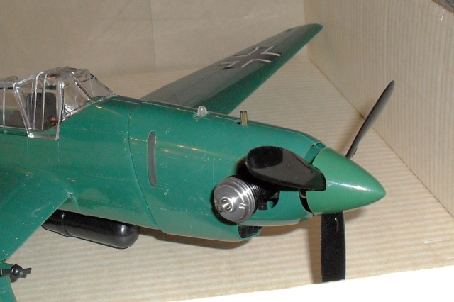*Cox Engine of The Month* Submit your pictures! Stuka710