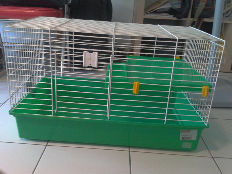 Cage à vendre - 15 euros 2012-011