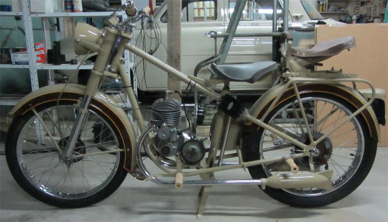 Radior 125cm3 RN3T 1951 110