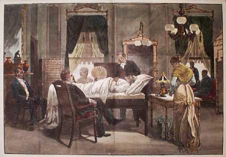James A. Garfield (1831-1881) and Lucretia Rudolph (1832-1918) 204gar10