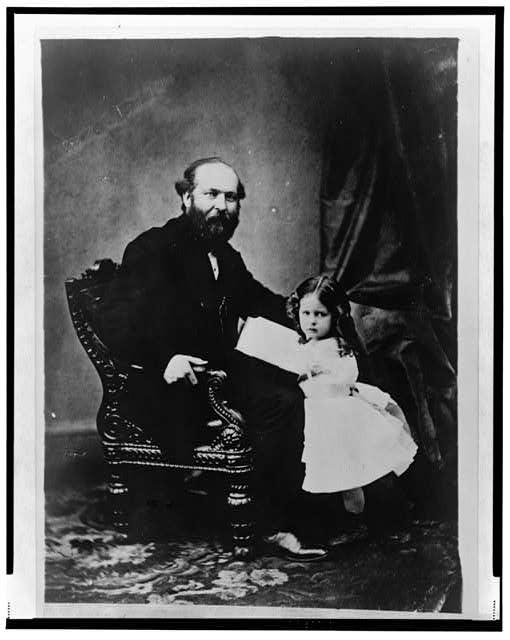 James A. Garfield (1831-1881) and Lucretia Rudolph (1832-1918) 3c298310