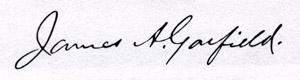 James A. Garfield (1831-1881) and Lucretia Rudolph (1832-1918) Garfie10