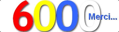 Bienvenue au 6000ème membre et merci au 5999 autres 13452810