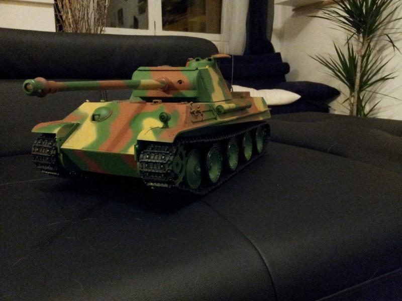 mon premier tank  Tank110