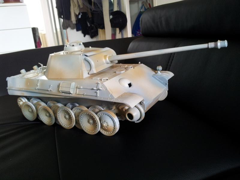 mon premier tank  Tank410