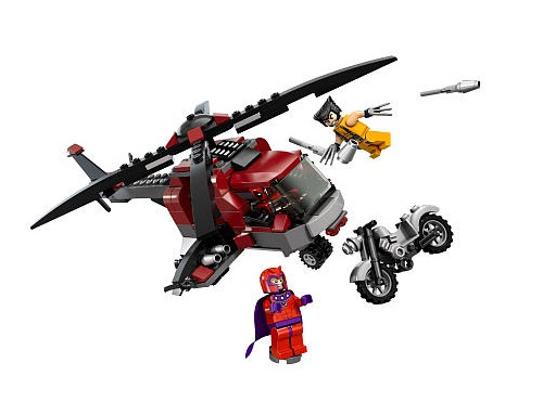 Super Hero[Marvel & Dc comic](2012) Lego-s10