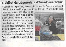 La tombe de l'espoir d'Anne-Claire Titeux - Page 3 Articl10