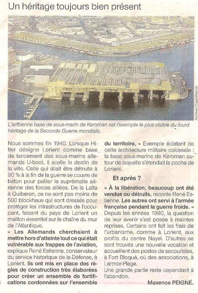 [ Histoires et histoire ] Fortifications et ouvrages du mur de l'Atlantique - Page 6 Bsm_311