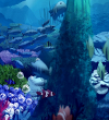 Depth Oceans