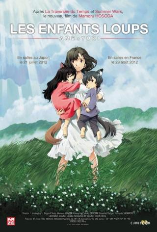 [FILM/MANGA/ROMAN] Les Enfants Loups - Ame & Yuki (Ookami Kodomo no Ame to Yuki) Enfant10