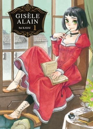 """Les premières pages de """"Gisèle Alain"""", nouveau manga Ki-oon ! Gisele10"""