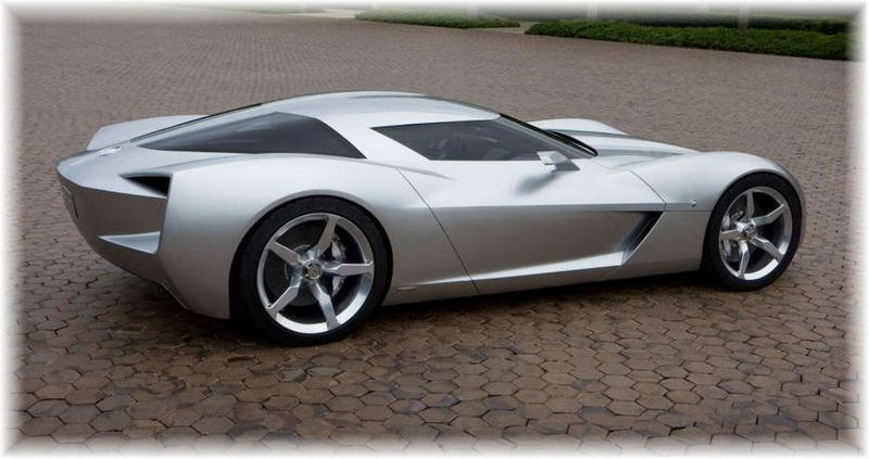 corvette stingray concept Concep10