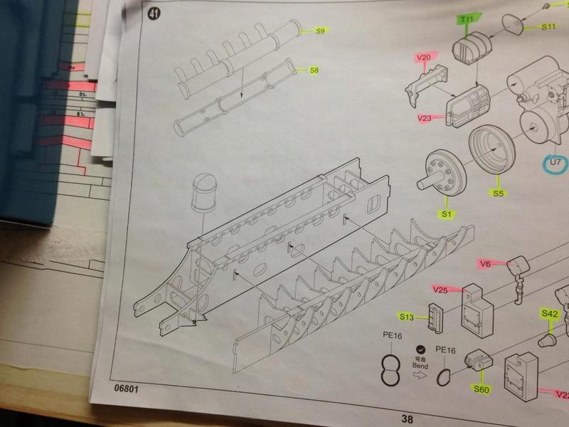 U-Boat 1/48 Trumpeter 210