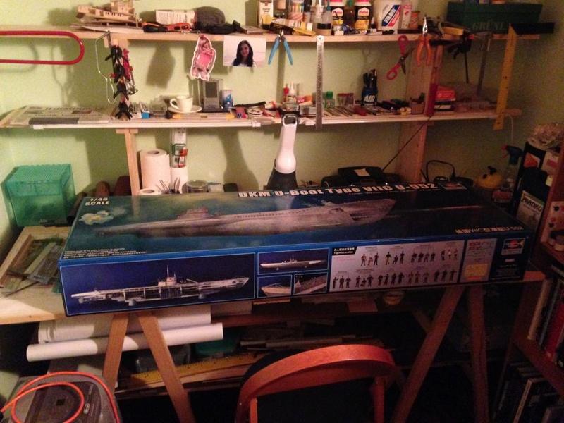 U-Boat 1/48 Trumpeter 6610