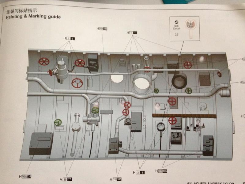 U-Boat 1/48 Trumpeter 7510